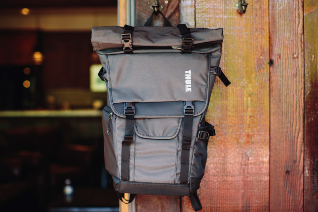 Thule Covert camera backpack Photo: Stephen Lam/element.ly