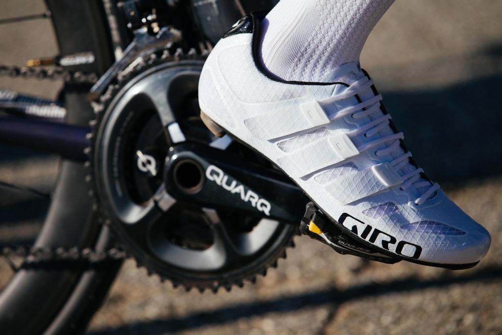 The über light Giro Prolight Techlace. Photo: Giro