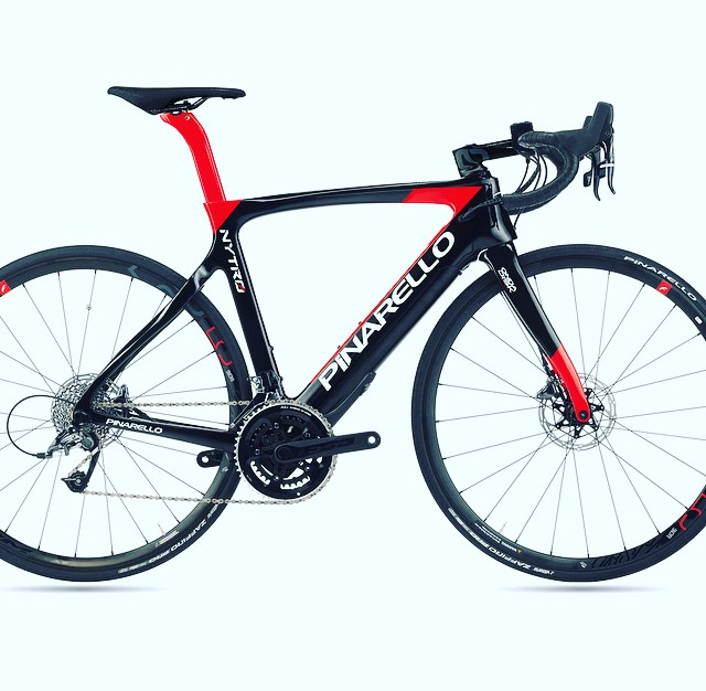 This may look like a pinarello F10 disk but itshellip