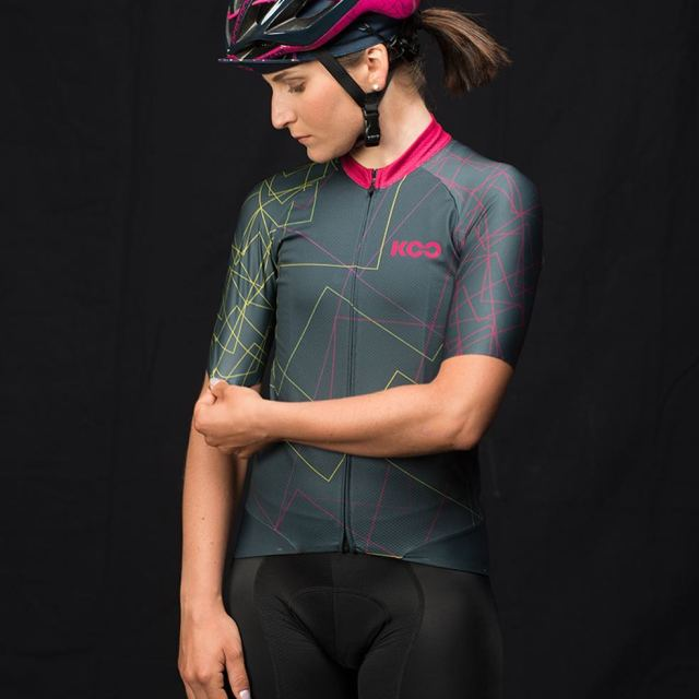 The new kaskcycling womens specific Protect Your Style collection ishellip