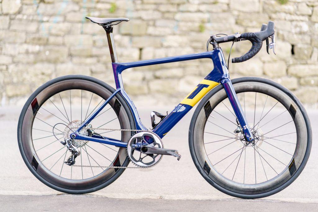 Aqua Blue Sport 3T Strada