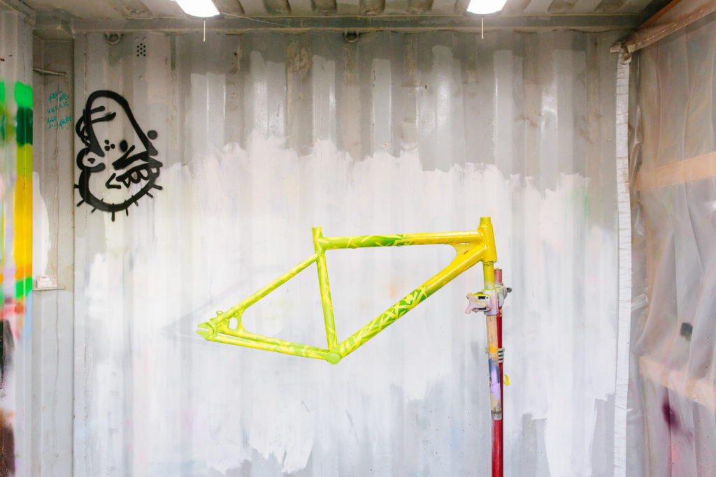 Paul Component Engineering Sierra Nevada Shredder collab Squid Shred to Ed's