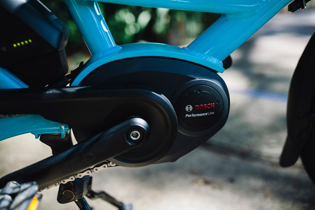 Tern GSD e-bike cargo review