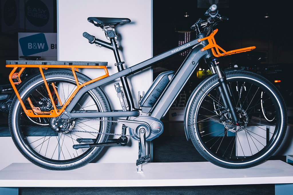 Riese & Müller Multicharger Interbike 2018