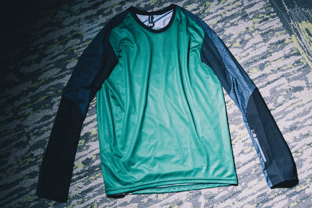 Assos Trail long sleeve jersey