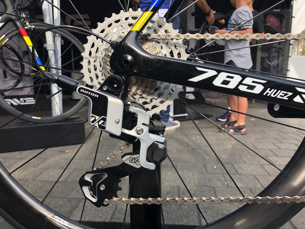 Rotor launches 1x13 drivetrain system
