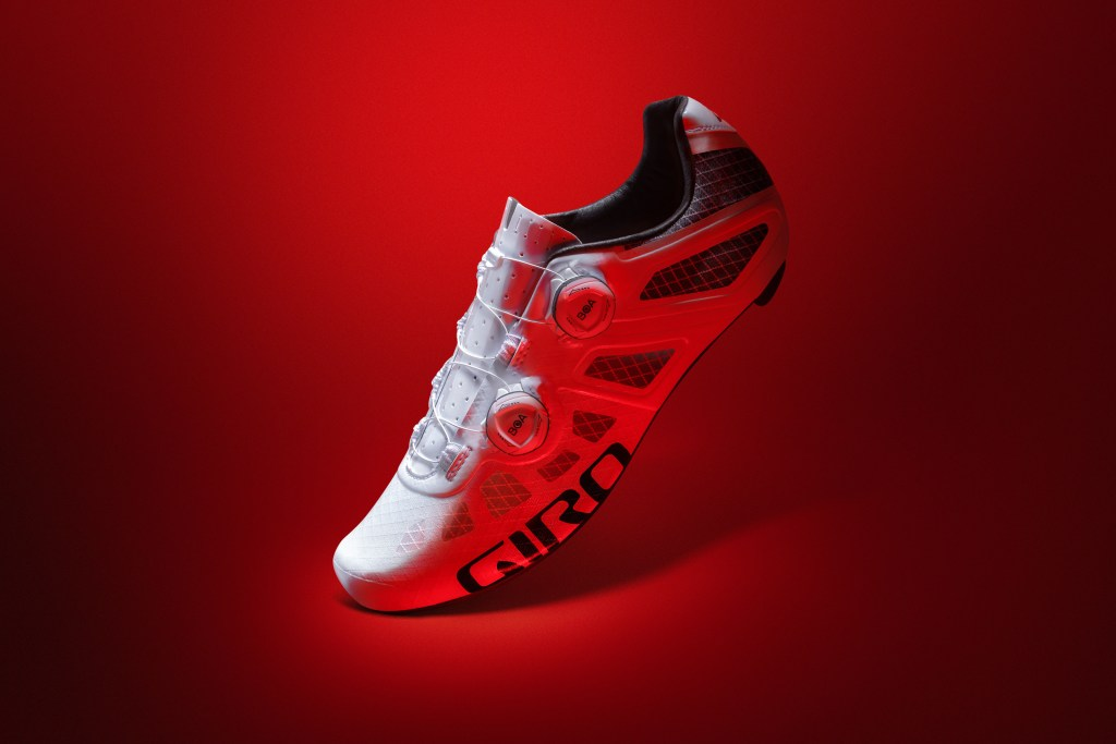 Giro Imperial Road Cycling Shoe White