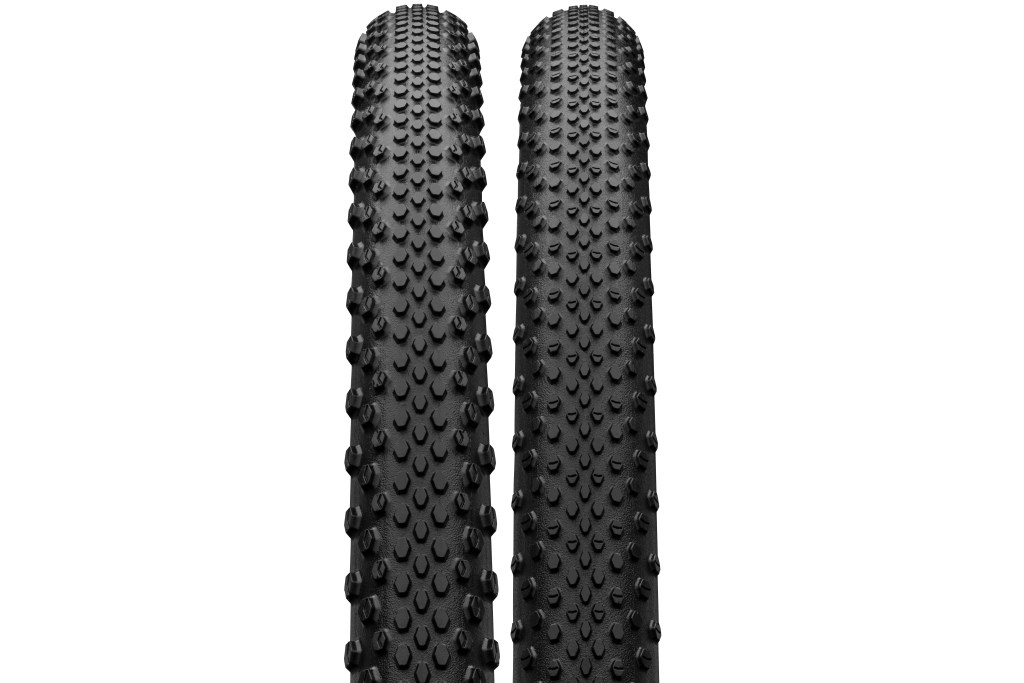 Continental Terra Trail and Speed gravel tires made in germany