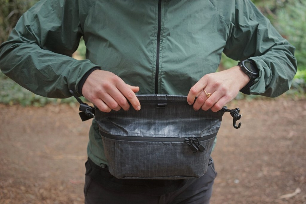 Outer Shell Adventure Hip Slinger Hip Pack