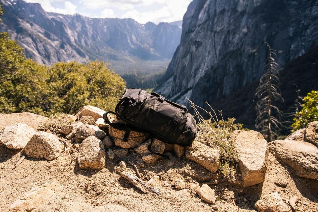 Mission Workshop Rhake:  Bag For All Reasons