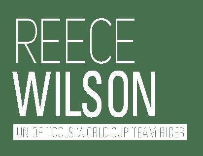 reece wilson unior tools world cup rider