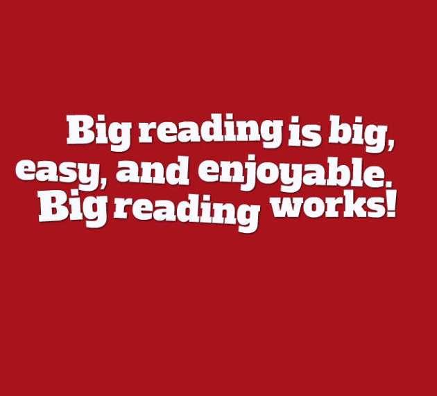 11 – Big Reading Works