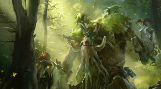Treants The Living Trees Elemental Awakening