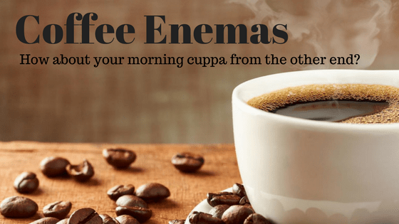 Coffee Enemas