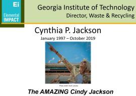 Cindy Jackson Retirement Celebration