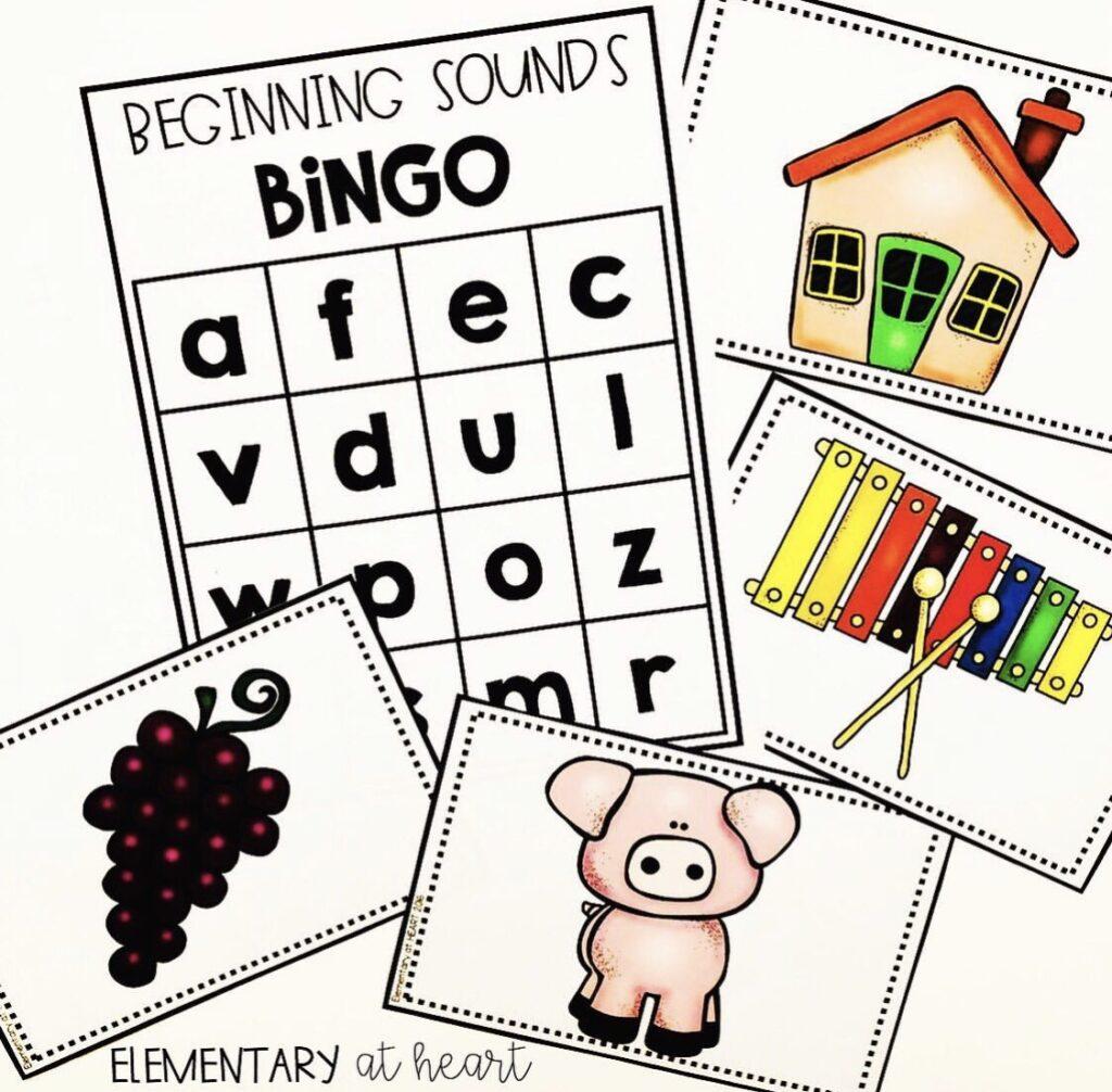 Alphabet Literacy Center Ideas
