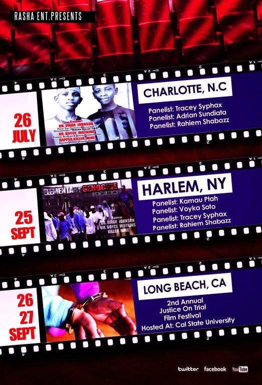Screening Dates