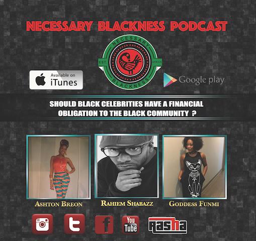 Necessary Blackness Podcast, Rahiem Shabazz