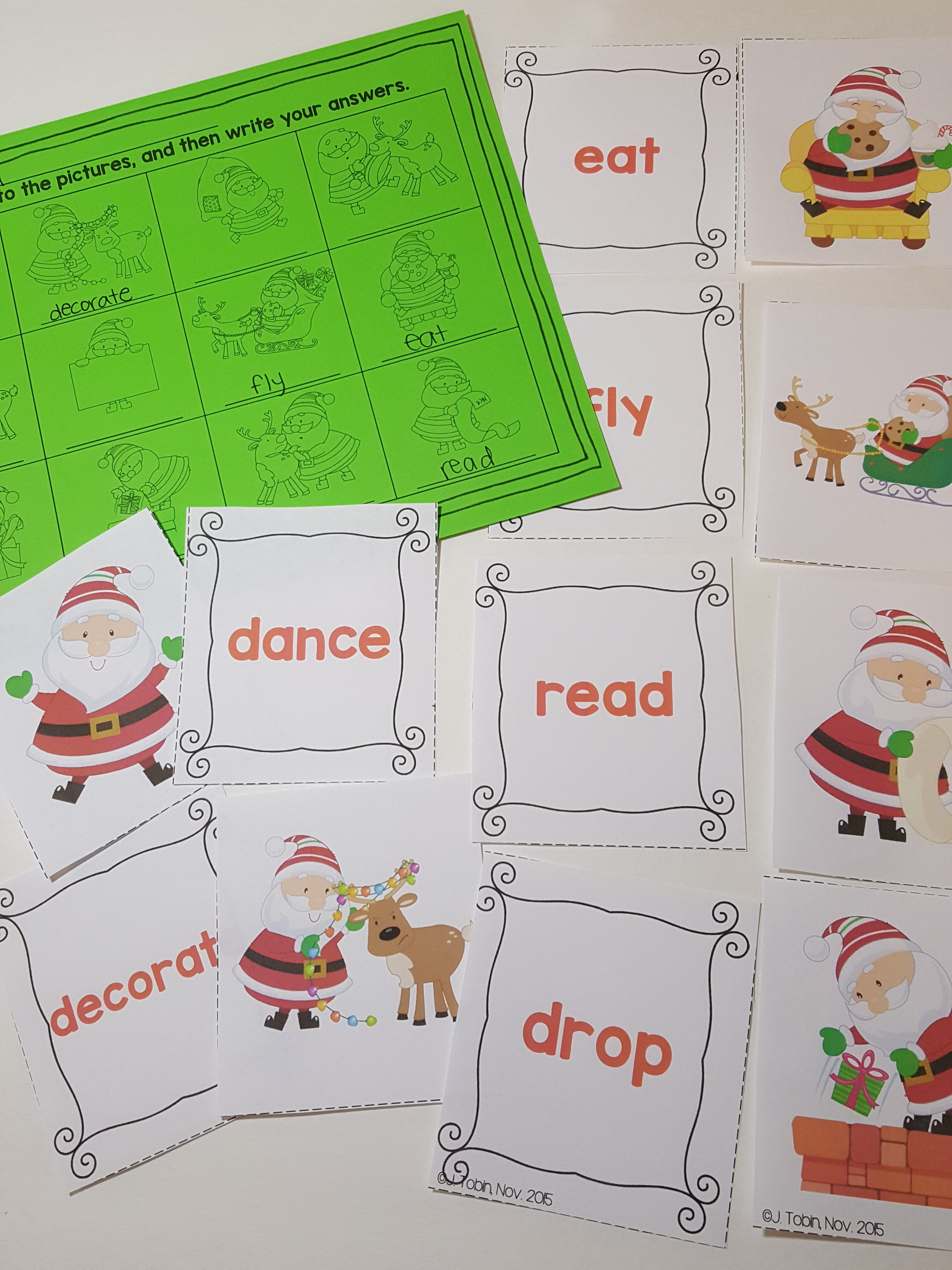 December Resources For K 3 And Freebies