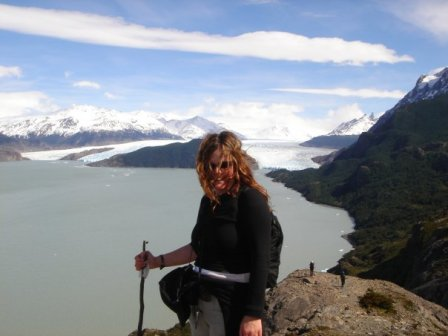 In Search of Glaciers in Patagonia