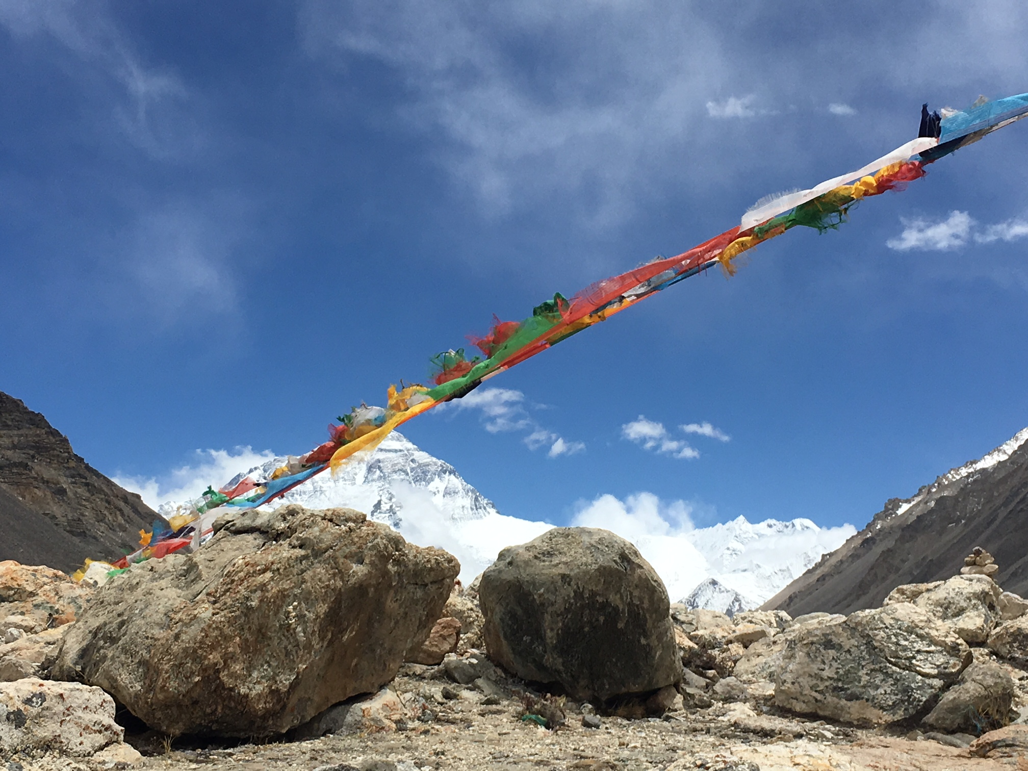 Mindfulness Prayer Flags