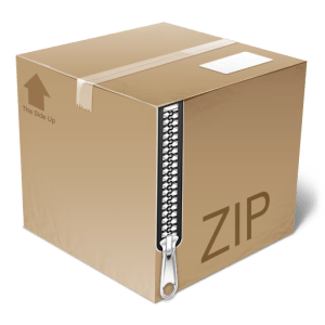 PackageIcon - Zip