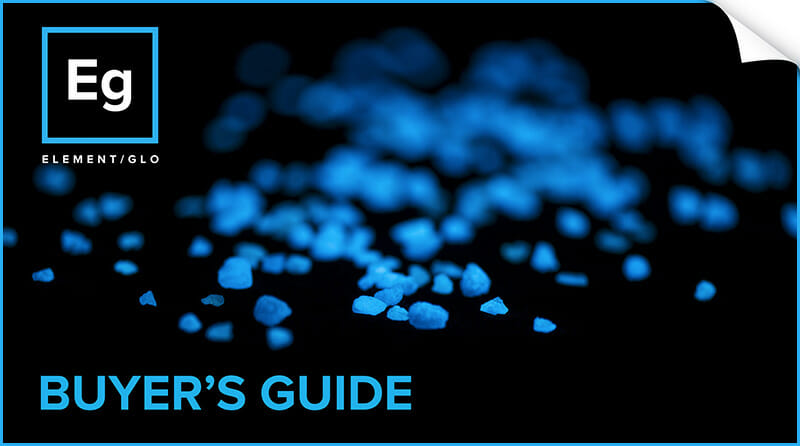 Glow in the Dark Aggregate Buyer's Guide