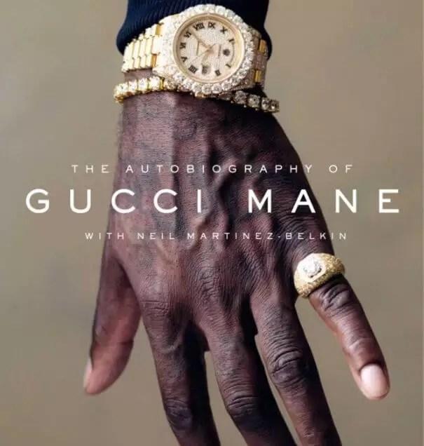 GucciAutobiography MusicGifts