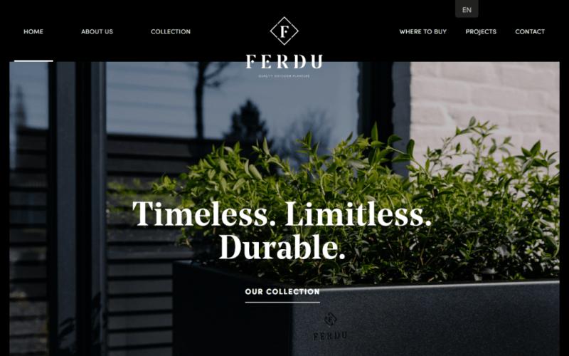 tendencia de diseño de fuentes serif