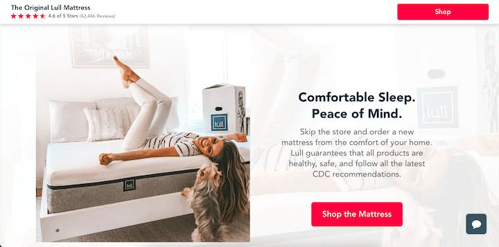 lull-mattress-cta-spacing