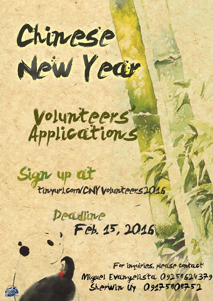 CNY volunteer apps