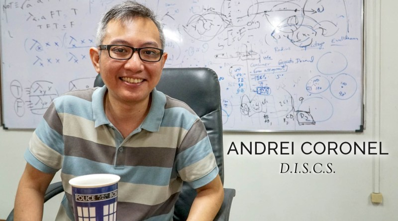 Dr. Andrei Coronel: Music and Technology