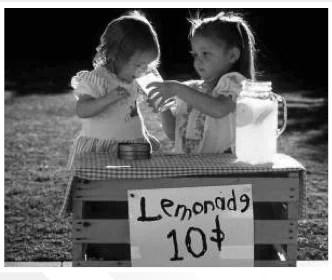 Kids in business