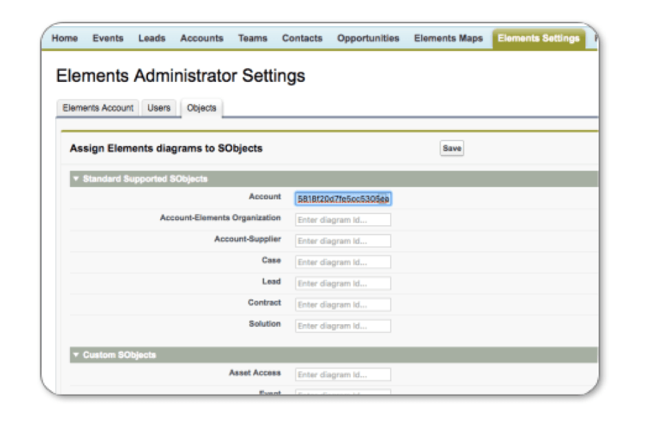 intsfdc-salesforce-settings