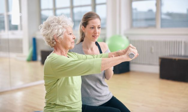 A New Mindset For Healthy Aging