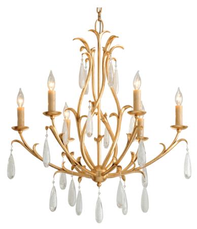 luxury lighting showroom elements