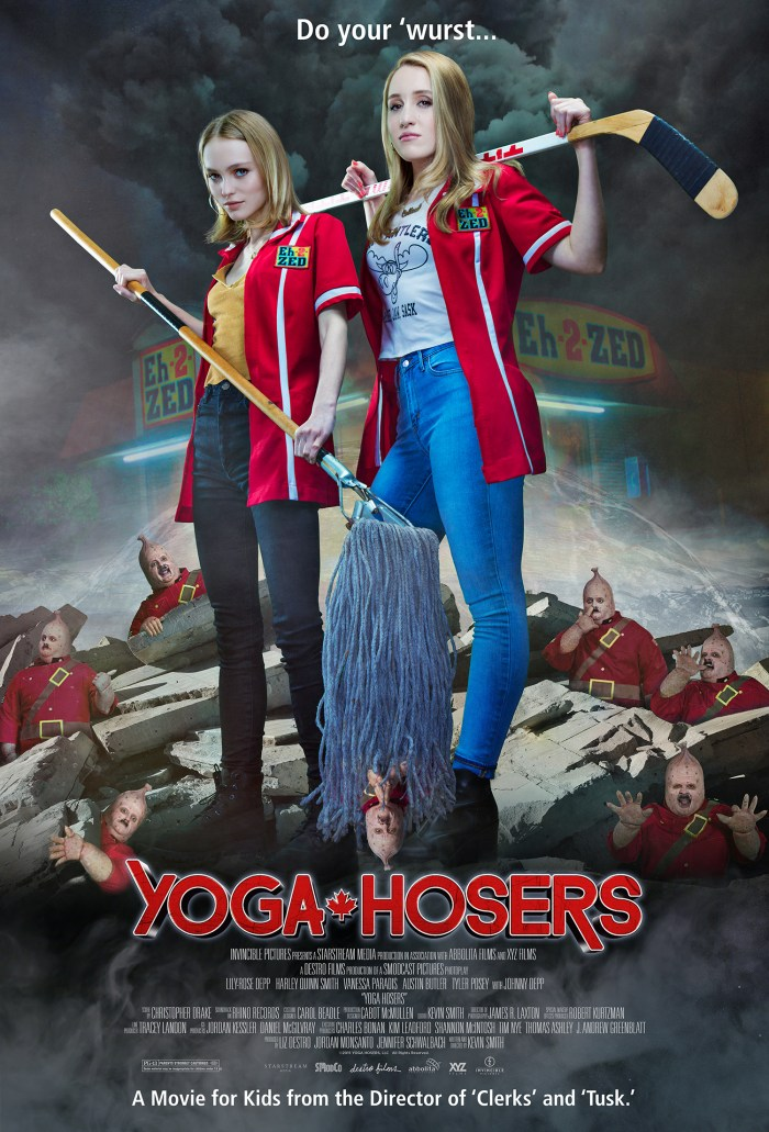 Yoga Hosers posters