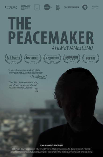 The Peacemaker poster