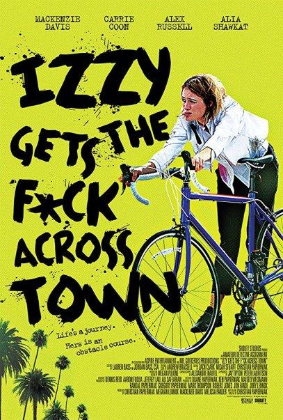 Izzy poster