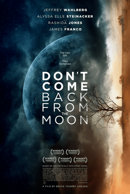 dont come back from the moon - theatrical poster