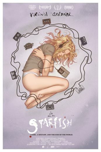 Starfish Theatrical Poster