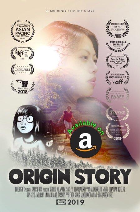 Origin Story poster