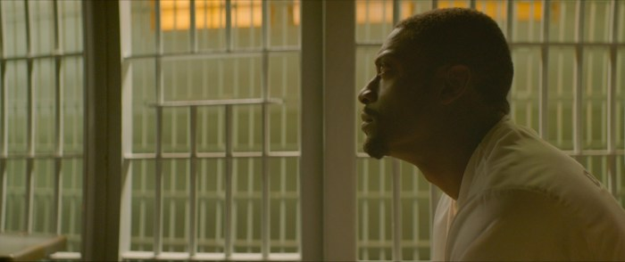 CLEMENCY.Aldis Hodge as Anthony Woods. Courtesy of NEON