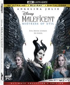 Maleficent 4K