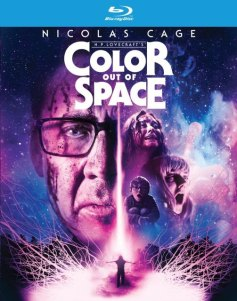 Color Out of Space BD