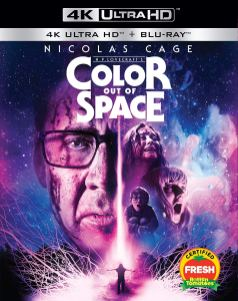 Color Out of Space 4K UHD