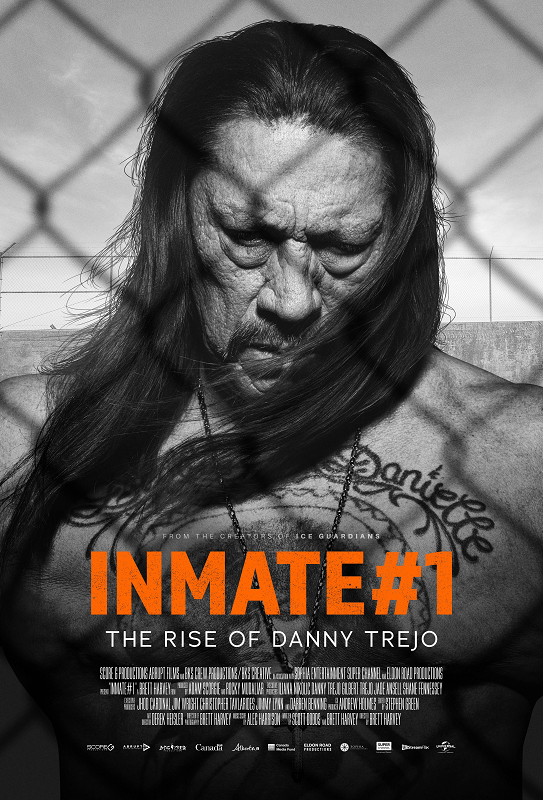 Inmate Number 1 - TRODT - Key Art