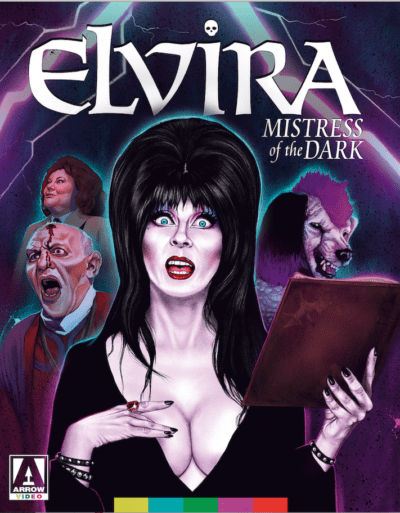 Elvira Mistress of the Dark Blu