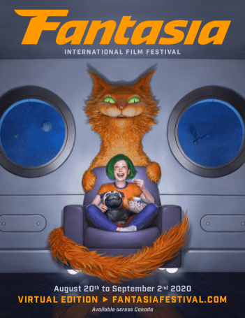 Fantasia 2020 Poster ENG