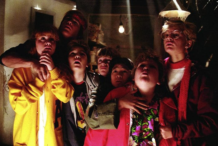 The Goonies - group shot